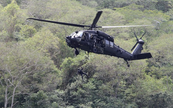 Sikorsky MH-60K du 160th SOAR.