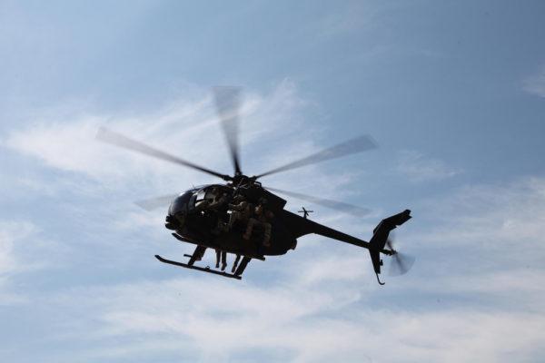 MD Helicopter MH-6M Little Bird du 160th SOAR.