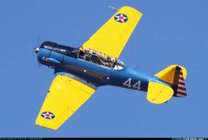 North Amercian T-6