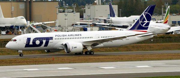 787 de lot similaire a celui utiliser pour les testes.
