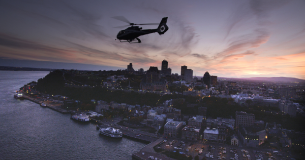 Aéroport Québec Hélicoptère