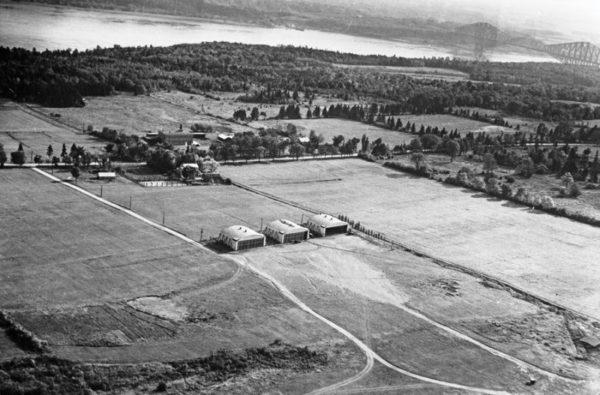 Aéroport Québec Bois Gomin