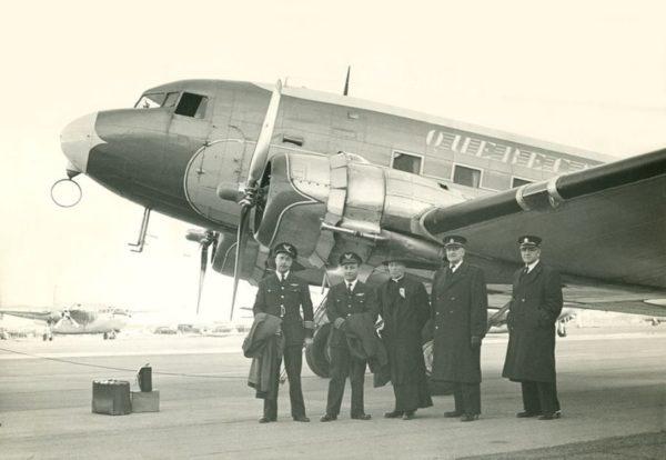 Aéroport Québec quebecair