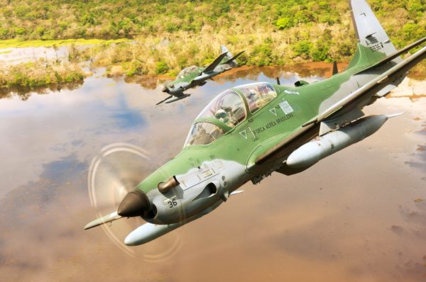 A-29 Super Tucano Brésil