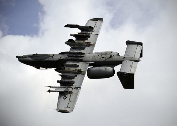Pour ses aficionados le principal intérêt du A-10 réside dans sa fabuleuse capacité d'emport.