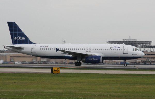 Jetbleu sera la première compagnie à recevoir des airbus américain