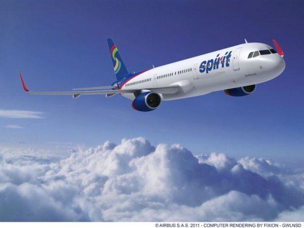 A320 spirit