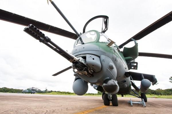 Mil AH-2 Sabre.