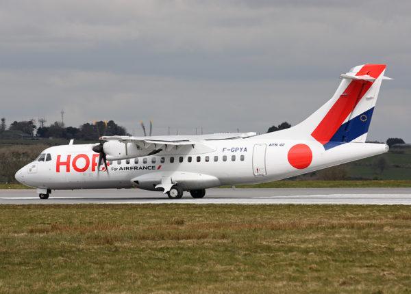 ATR-2 de la compagnie Hop.