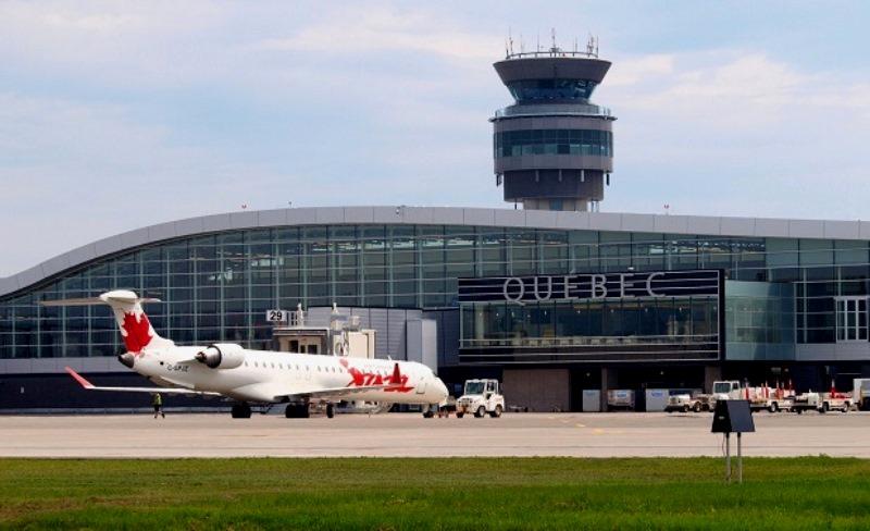 Aeroporto Quebec : Aéroport jean lesage le repaire des pélicans québécois