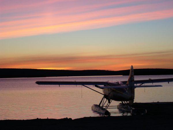 Air Saguenay CoucherSoleil