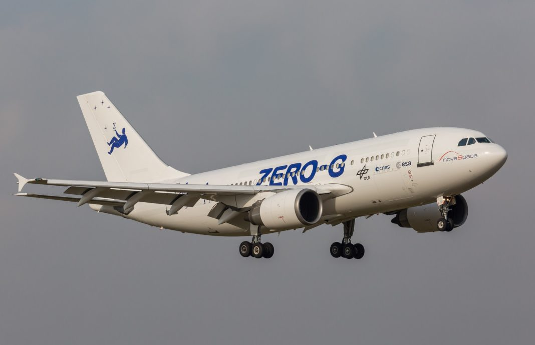L 39 airbus a310 z ro g a r alis son premier vol for Laboratoire salon kennedy