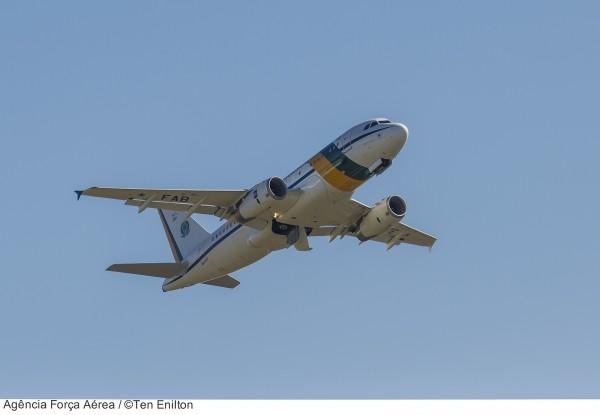 L'Airbus VC-1 brésilien.