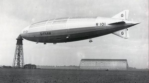 Airlander R101