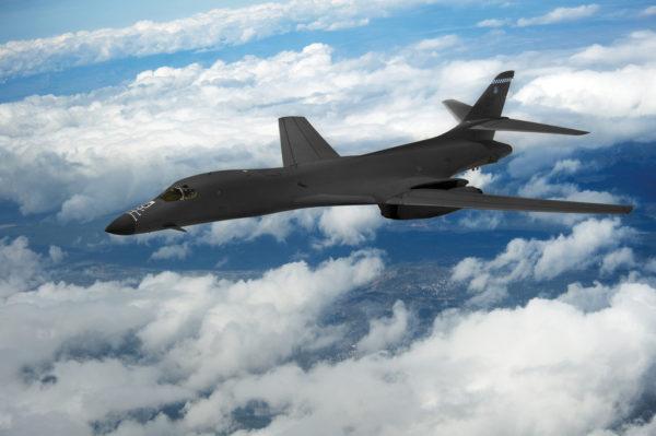 Les bombardiers furtifs américains B-1B Lancer auraient participé aux bombardements en Syrie