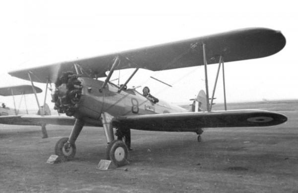 BCATP Boeing Stearman1