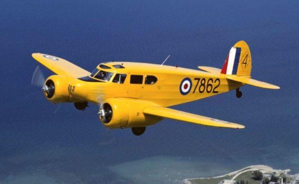 BCATP Cessna Crane0