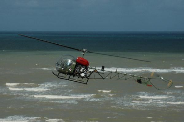 Bell 47_nz