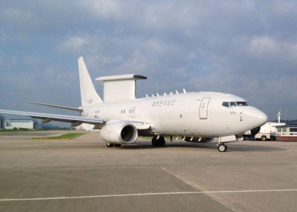 Un des quatre Boeing Peace Eye actuellement en service dans la ROKAF.