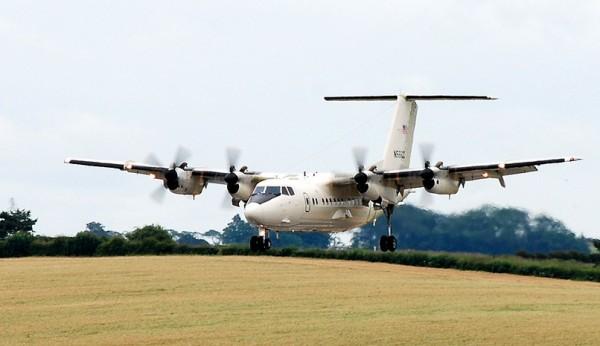 Bombardier EO-5C Crazy Hawk