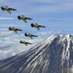 [Photo] Breitling Jet team, Mont Fuji et Fukushima