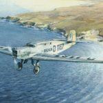 Le vol historique du Junkers W-33 Bremen