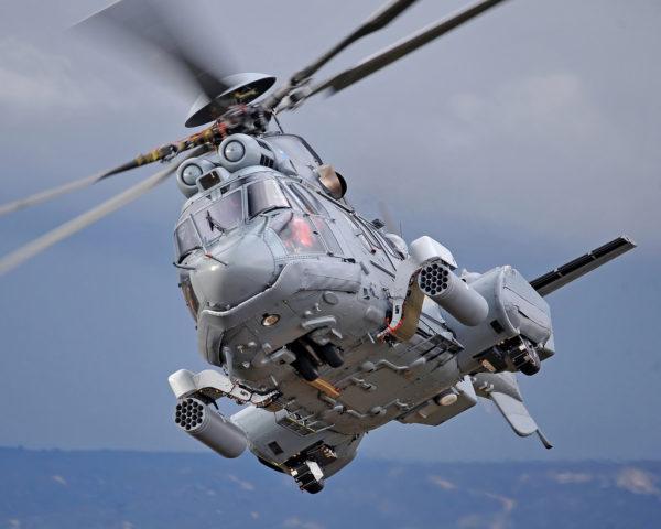 Caracal dans sa configuration export d'appui aux opérations spéciales.