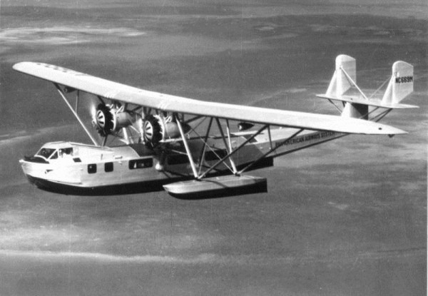 Clipper Consolidated Commodore