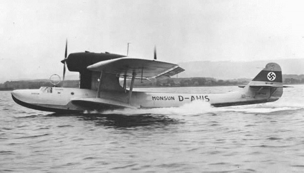 Clipper Dornier Do 18