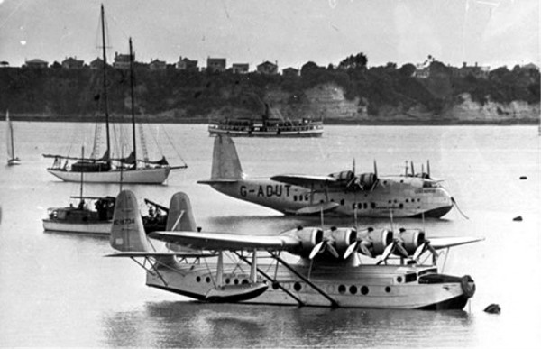 Clipper Pan-Ams-Samoan-Flying-Clipper NZ