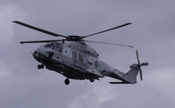 Caïman de la Marine le 14 juillet 2012.