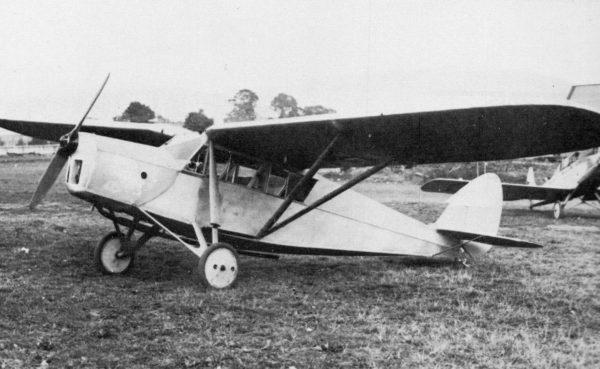 De Havilland réussit à s'implanter alors sur le marché de l'Aviation Populaire grâce à son très moderne DH.80.
