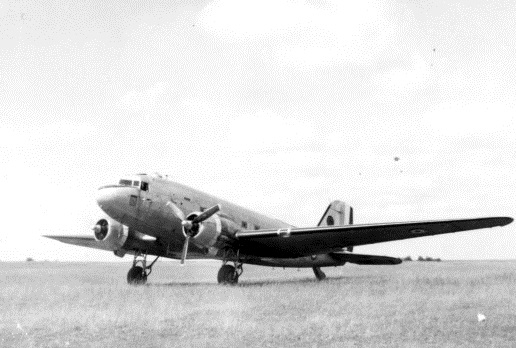 L'omniprésent Douglas C-47.