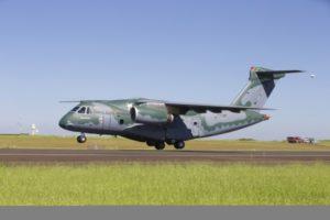 Le très intéressant KC-390 brésilien.