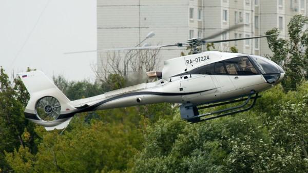 Cet Eurocopter EC130B4 représente la percée des hélicoptéristes occidentaux en Russie, une percée encore faible cependant.