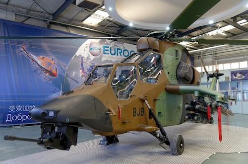 [Défense] La France prend livraison de son premier Tigre HAD