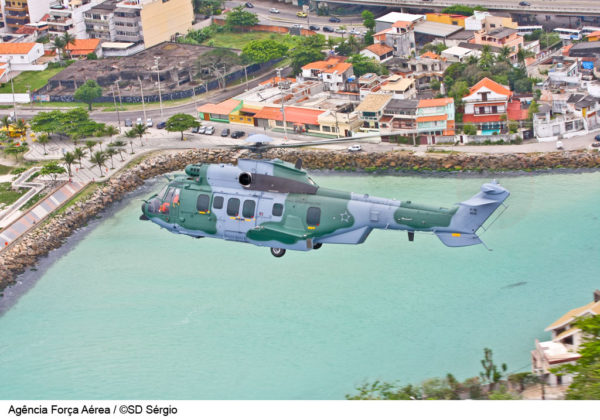 Airbus Helicopter UH-36 Caracal.
