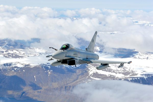 L'Eurofighter, un atout indiscutable pour l'aviation italienne.
