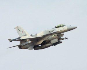 un F-16 E block 60