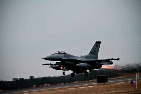 Que serait le salon du Bourget sans une présence du F-16 ?
