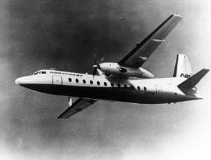 Fairchild Hiller FH-227.