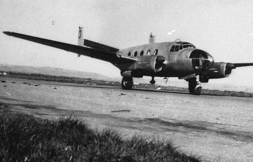 Dassault Flamant, le renouveau aéronautique français de l'époque.