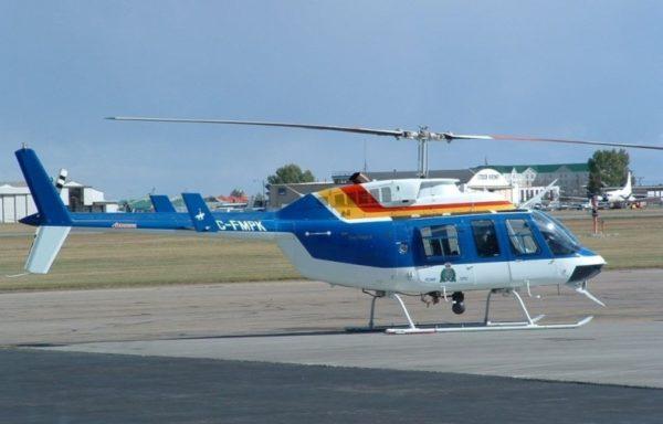 GRC Bell Jet Ranger