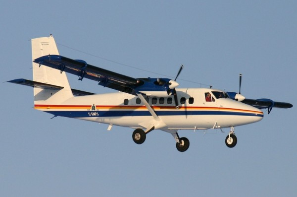 GRC Twin Otter
