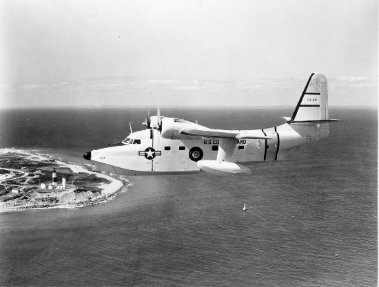 Grumman UF-2 Albatross de l'US Coast Guard.