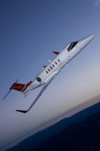 Bombardier Learjet 40XR.