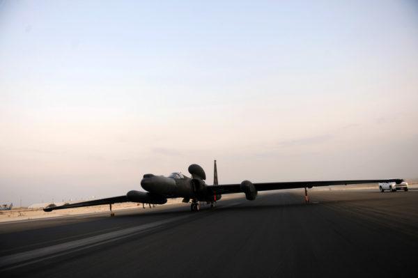 Présent ou absent dans la région ? Quoiqu'il en soit l'ombre du Lockheed U-2 semble planer au-dessus de l'Ukraine.