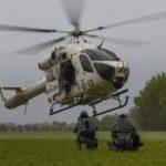 Les ailes de la Police en Belgique
