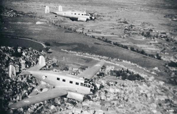 Le Martinet permit lui aussi, à son échelle, le renouveau de l'Armée de l'Air.