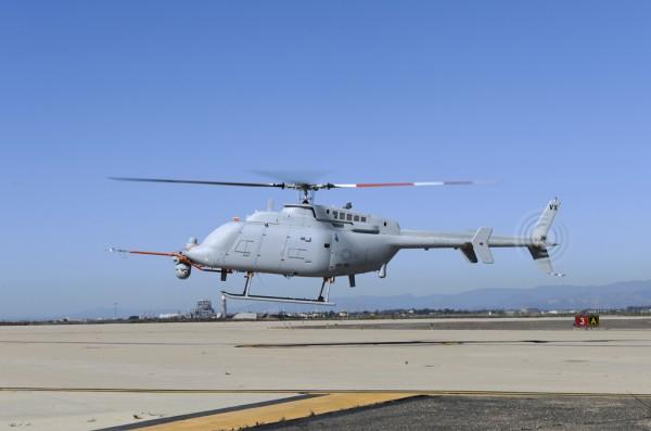 Northrop-Grumman MQ-8C
